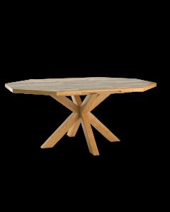 Stół obiadowy 8-kątny rozkładany