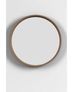 Ścienne lustro okrągłe Modesta